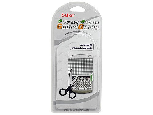 Cellet Super Strong Maximum Protection Screen Guard/Protector for Palm Treo Pro
