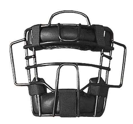 Adult Size Softball Catcher's Mask from Markwort by Markwort