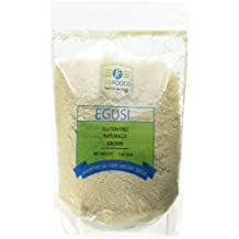 JEB FOODS Egusi Ground Melon Seeds, 100% Natural, Nutritious, Rich in Proteins and Vitamins, 1 lb.