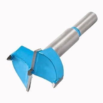 Tratamiento de la Madera de Metal caña de perforación Herramienta agujero consideró Bisagra 38 mm Bit
