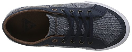 Le Coq Sportif Saint Gaetan Gs Craft, Zapatillas Unisex Niños Azul (Dress BlueDress Blue)