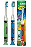 Crayola Timer Light Toothbrush (3 Pack)