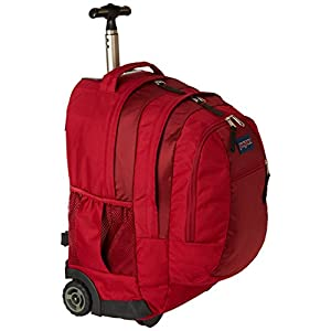JanSport Driver 8 Backpack, Viking Red