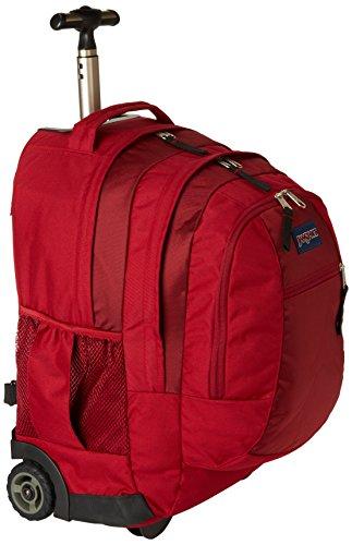 JanSport Driver 8 Backpack, Viking Red