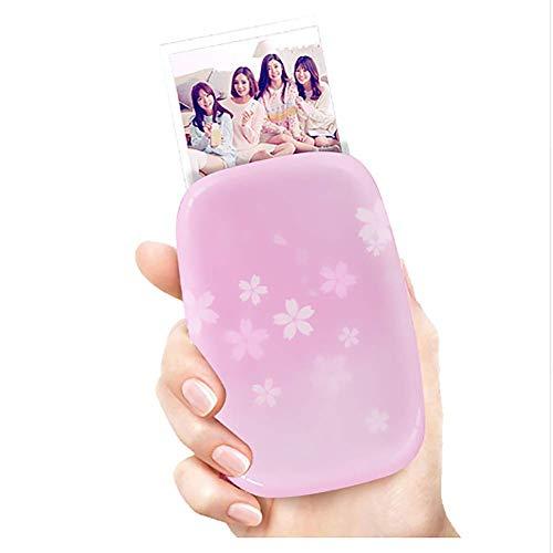 SFXYJ Mobile Phone Photo Printer Mini Portable Pocket Color Wireless Home Small Photo Print,B by SFXYJ (Image #4)