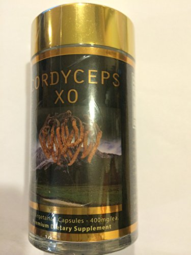 Cordyceps Xo (100 Vegetarian Capsules-400mg / ch.)
