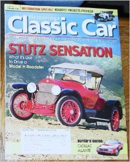 Hemmings Classic Car Magazine, November 2007 ebook