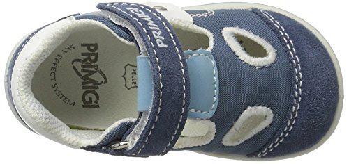 Primigi Baby Jungen Pba 7537 Lauflernschuhe Blau (AZZURRO/JEANS)