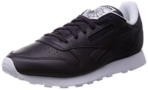 Reebok, Classic Leather Spirit, Damensportschuhe, aubergine