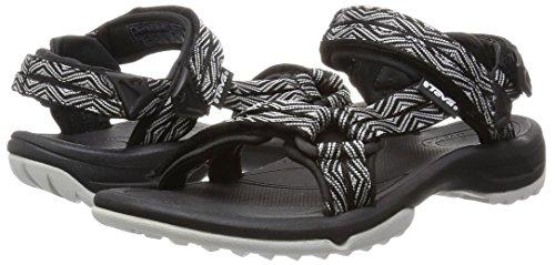Teva Terra Fi Lite- Calzado de sandalias deportivas para mujer, color multicolor, talla  37 Multicolor