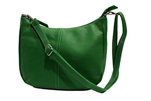 fanny Coloris CHLOLY cuir Italie cuir sac sac fanny sac fanny Sac femme main bandoulière Vert cuir sac a Plusieurs cuir Fanny bandouliere fanny WqOxUY4qF