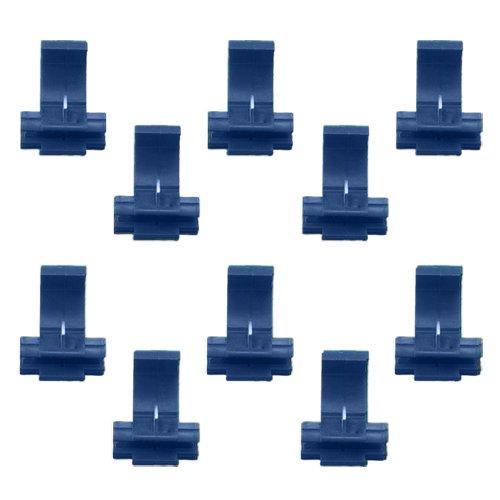 10pieza derivación/conector rápido/de derivación Azul 1,5–2,5qmm 5-2 K24 - Abzweigverbinder