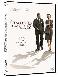 Al Encuentro De Mr. Banks [DVD]