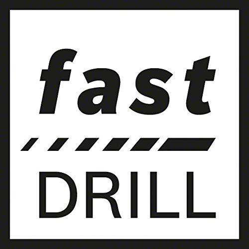 di/ámetro: 20 mm, Longitud de Trabajo: 200 mm Bosch Professional 2608578626 Broca para martillos perforadores SDS max-8X-