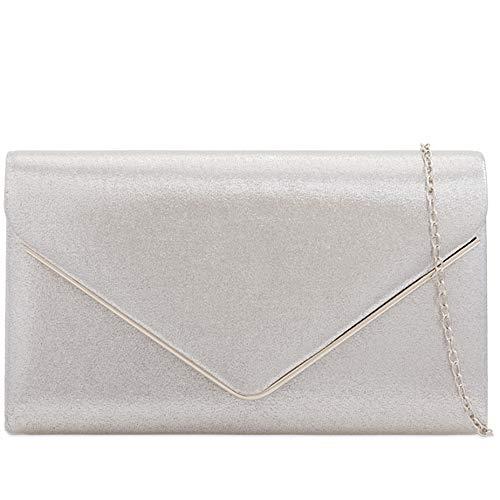 Pochette Femme Craze Pour London Silver RwCHq0H5