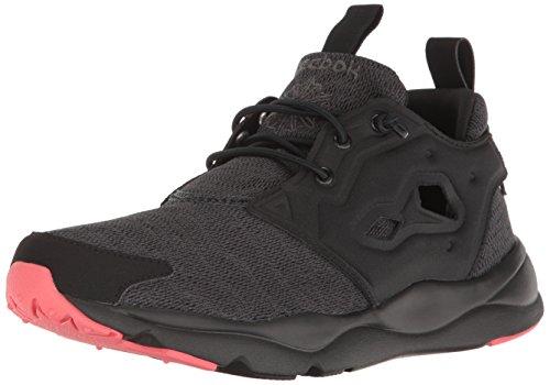 US Coral Black Fire Reebok M Furylite Gravel Running Sole Women's 9 Shoe n8AUPn
