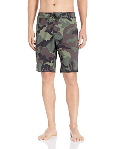 Billabong Men's All Day Camo Pro Boardshorts Camo 36