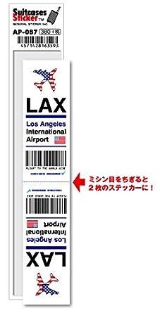 Amazon.co.jp: AP-087 LAX Los ...