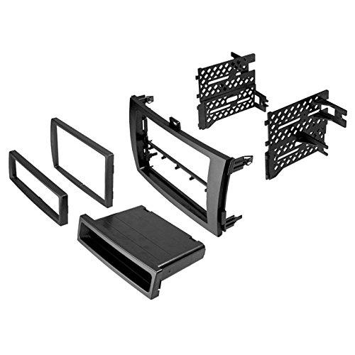 American International Car Install Kit Stereo Dash Mounting Kit 09-13 Toyota Corolla - Black