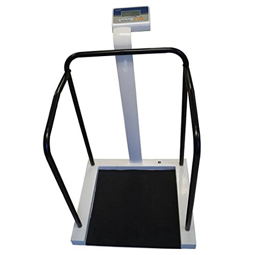 Digital Wheelchair Scale - 9