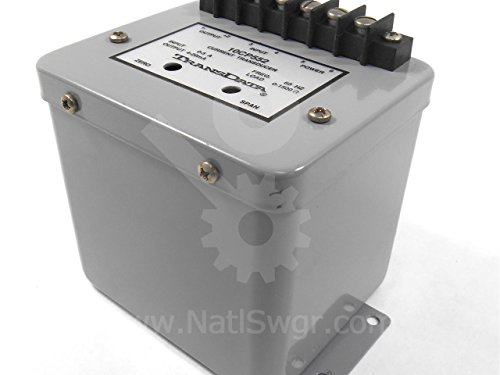 New TransData 10CP552 Current 1 Element 4-20mA Output Transducer 5 Fullscale Calibrating Amps by TransData