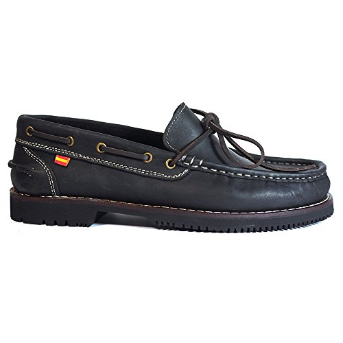 Negro Apache LA Negro Zapatos Valenciana OLIVENZA gOxfqRIw