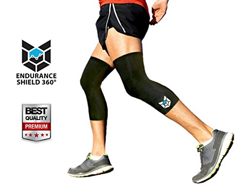 Compression Knee Sleeve (2 pcs) - Small - Cw X Pro Top