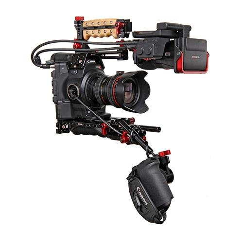 Zacuto C300 Z-Finder Recoil for Canon C300 and C500 Video Cameras by Zacuto