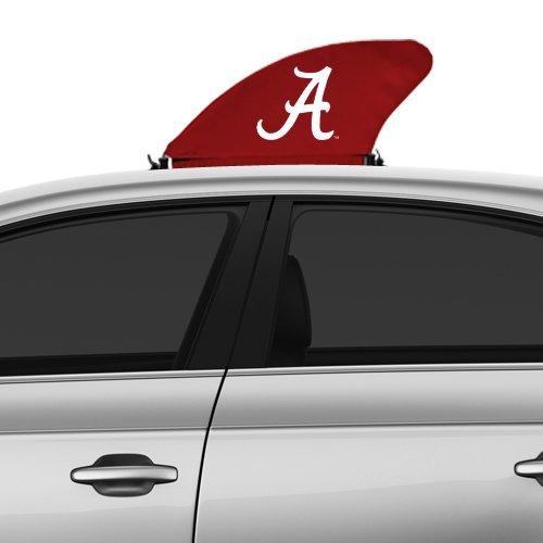 Alabama Crimson Tide NCAA Football Car Fin Team Logo Tailgate Auto Flag