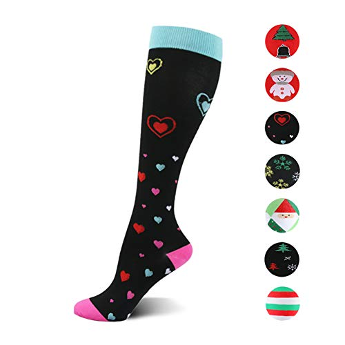 Water Replacement Pan (HLTPRO Compression Socks for Women & Men (20-30mmHg) – Athletic Compression Stockings Fit Running, Nurses, Sports, Medical, Flight Travel, Pregnancy…)