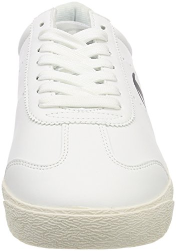White Ginnastica Uomo Pu Scarpe Cut da Basse Bianco Low Venice Champion Shoe Ww001 nzCqxPw01