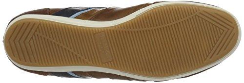 Pantofola Low 44 Marron Jcu Shell Baskets Allassio Marron d'Oro Tortoise Homme Uomo EU 16nqr1tF