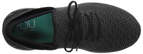 Skechers Shoes Black You Women's Gray Inspire 6Ur6tqwxA