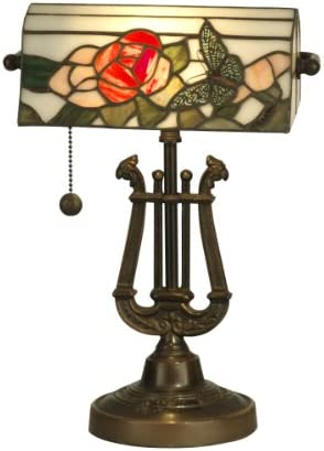 Dale Tiffany TT90186 Broadview Table Lamp