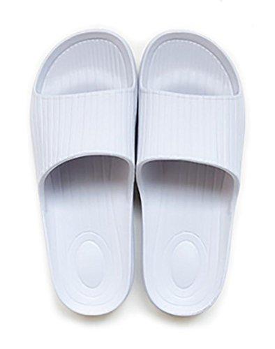 Bain Chaussures Pantoufles on Sandales Slip Semelle Mousses De Non Salle Douche Piscine Adultes Douces Maison Pour slip Toboggan Violet Mule wZA7qxxnpd