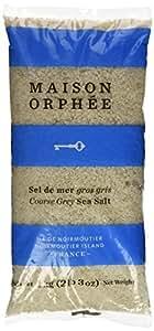 Maison Orphee Sea Salt-Coarse Grey Sea Salt, 1kg