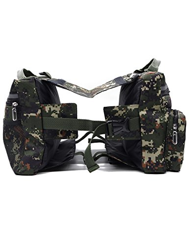 Medium And Large Dog Backpack And Harness For Dog Army by Rui Long (Image #3)