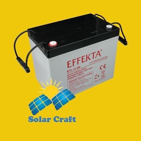 Solarmodul Blei Batterie Akku elektromoteur Konverter Volt 60AH 12V