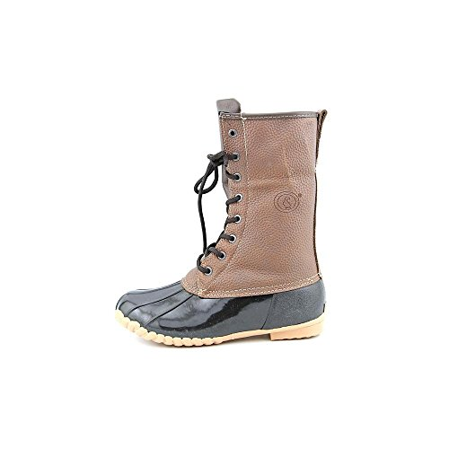 Sporto Womens Daphne Duck Boot Brown QS8OC1v3