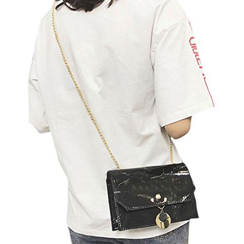 Zohong Noir Noir à femme à Sac pour porter l'épaule Noir xp1fO