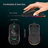 Ajazz AJ390 69g Gaming Mouse with Lightweight
