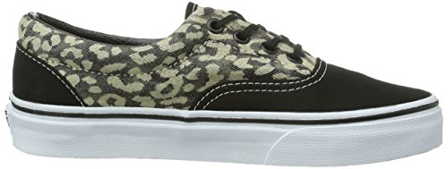 mixte Baskets Era Noir adulte Vans U Black mode Leopard w71TqxIp