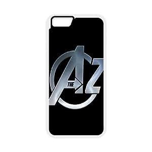 iphone6 4.7 inch Phone Case White The Avengers Logo BFG580962