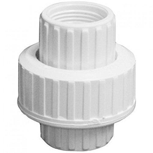 Webstone 04833-3/4 IPS PVC Union- Pack of 5 - Ips Pvc Union