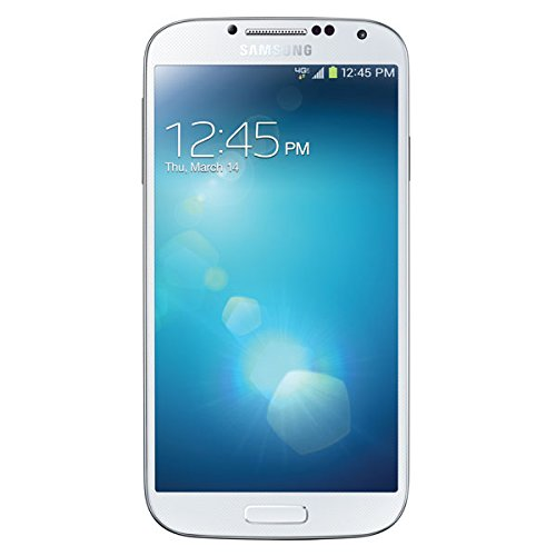 Samsung Galaxy S4 White - for Straight Talk