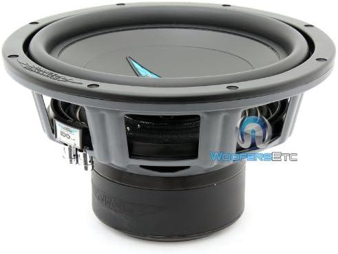 Image Dynamics 10 1000W Peak Dual 4-Ohm IDQ V.4 Series Subwoofer IDQ10 V.4 D4