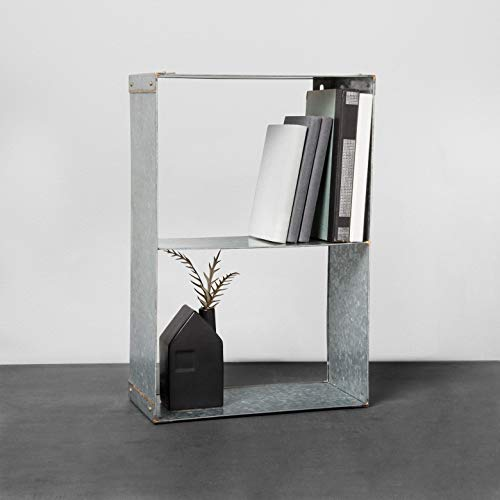 Hearth & Hand with Magnolia Galvanized Metal Wall ()