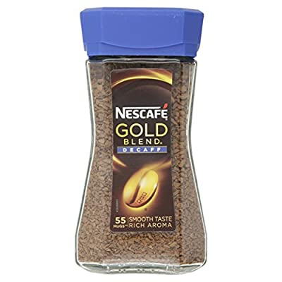 Nestle Nescafe Gold Blend Decaff Coffee 100g