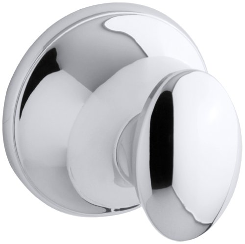 KOHLER K-13433-CP Coralais Robe Hook, Polished Chrome