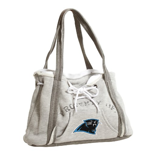 pro-fan-ity by Littlearth NFL hoodie Purse, unisex, Carolina Panthers